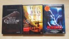 3 x DVD Michael Bay Texas Chinsaw/ Hills have Eyes/ Rabid