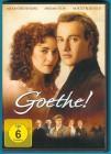 Goethe! DVD Moritz Bleibtreu, Miriam Stein fast NEUWERTIG