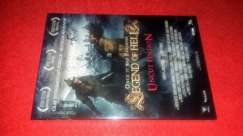 Legend Of Hell - Uncut Edition - Neu & OVP - Olaf Ittenbach
