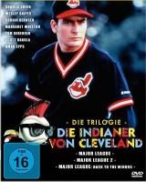 DVD: Die Indianer von Cleveland - Trilogie  Teil 1,2,3 DEV