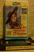 Die Frau meiner Träume Marika Rökk VHS Topic video selten