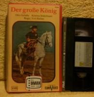 Der große König VHS Otto Gebühr Rarität