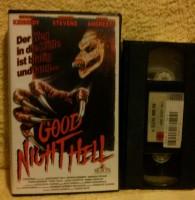 Good Night Hell VHS Uncut ErstausgabeRoger Corman