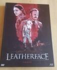 Leatherface - Mediabook  - Horror - Blu - ray + Dvd