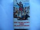 Die Schlacht der Gladiatoren ... Gordon Scott ...  VHS