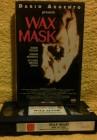 WAX MASK Dario Argento Uncut VHS Erstausgabe