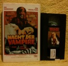 Nacht der Vampire VHS Hände weg Edition Uncut