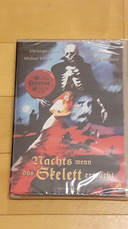 NACHTS WENN DAS SKELETT ERWACHT Gothic Horror Col. UNCUT OVP