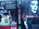 Birthday Girl ... Nicole Kidman, Ben Chaplin  ...VHS