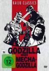 3x Kaiju Classics-Godzilla gegen Mechagodzilla- DVD (x)