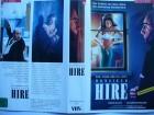 Die Verlobung des Monsieur Hire ... Michel Blanc  ...VHS
