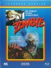 Mediabook Dawn of the Dead - Zombie - Cover blau - lim. TOP