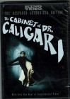 Das Cabinet des Dr. Caligari - Kino Video RC 1 DVD Neu