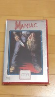 MANIAC - IMC VIDEO BOX - UNCUT RAR OVP