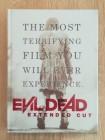 Evil Dead (Remake) Blu ray Mediabook Extended Cut Nameless