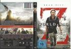 World War Z (00144555 DVD, Brad Pitt, Konvo91)