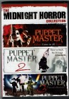 Puppet Master I, II + III - Toulons Revenge (R-Rated/Uncut)