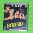 Blu-ray - Bound - Gefesselt - Arrow Video - Uncut