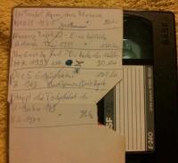 Leerkassette VHS ideal for long play Nr.532
