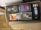 VHS-HORRORFILM-Sammlung (46 Stück)