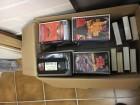 VHS-HORRORFILM-Sammlung (49 Stück)