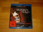 BLU-RAY BURIED ALIVE (2011) - Tobin Bell - HORROR -  FSK 18