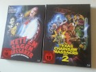Texas Chainsaw Massacre 1+2 - Turbine Mediabooks - NEU/OVP