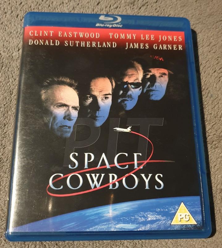SPACE COWBOYS (UK-IMPORT INKL. DEUTSCHEN TON)