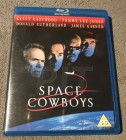 SPACE COWBOYS (UK-IMPORT INKL. DEUTSCHEN TON)