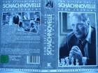 Schachnovelle ... Curd Jürgens, Hansjörg Felmy ...   VHS