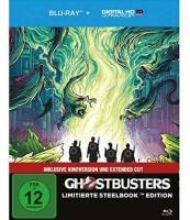 Ghostbusters - Extended Cut + Kinoversion Steelbook