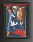 MANIAC # BLOOD EDITION + DVD + UNCUT
