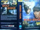 Wolf Ridge ... Andrew Prine, Wes Studi ...  VHS