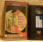 Bruce Lee Das Spiel des Todes VHS