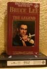 Bruce Lee The Legend Mein Leben VHS selten!