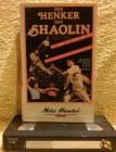 Der Henker der Shaolin Mike Hunter Video VHS rar