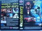 Murder Story ... Christopher Lee, Bruce Boa  ...  VHS