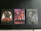 Predator Mediabook 1,2,3 Blu Ray 4K