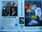 The Last Game ... Kim Cattrall, Dean Stockwell ...  VHS