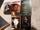DVD - Raritäten (SAW 3 MB, Fliegende Killer, Boogey Man...