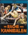 Die Rache der Kannibalen - Blu-ray Disc