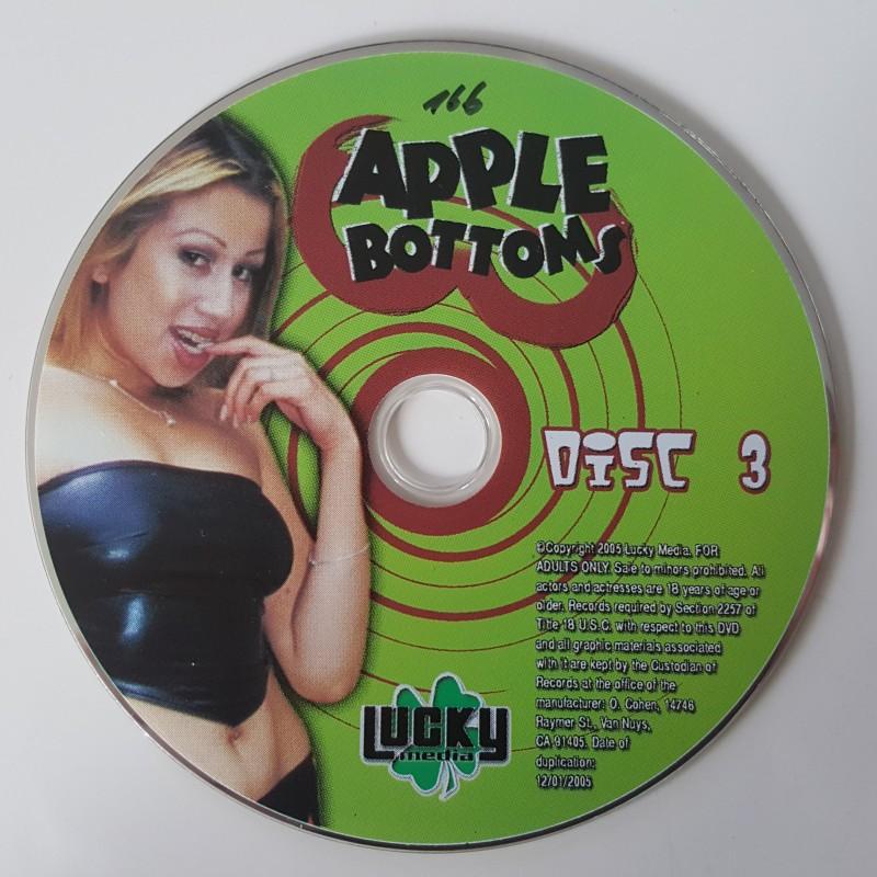 Lucky Media  Apple Bottoms  3    (DVD ohne 166)
