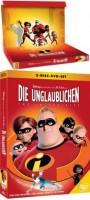 DIE UNGLAUBLICHEN  The Incredibles 2-DVD-Set - Pop-Up RAR !
