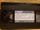 Leerkassette VHS ideal for long play Nr.188