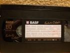 Leerkassette VHS ideal for long play Nr.404