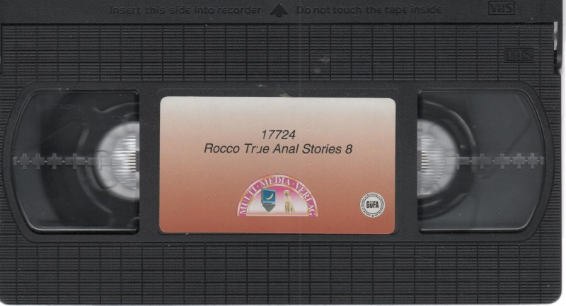 Rocco True a**l Stories 8 (31981)