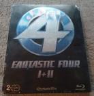 Fantastic Four I + II STEELBOOK
