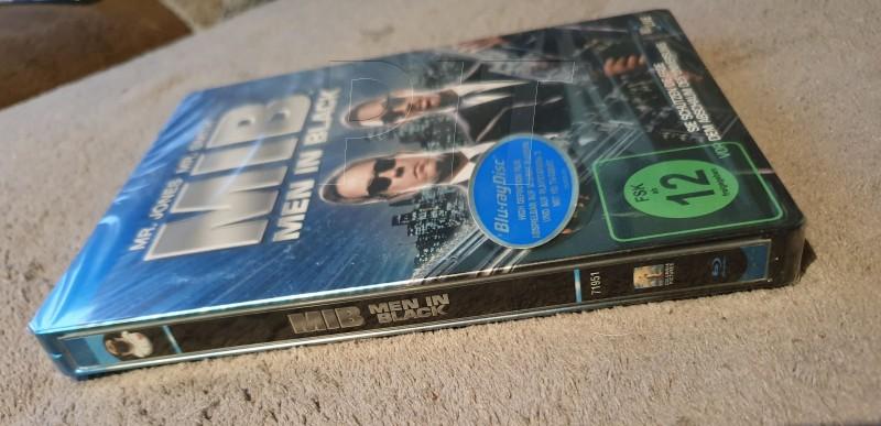 Men in Black - Steelbook Edition