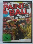 Paintball - Die Simulation - Strategie Action Shooter - Wald