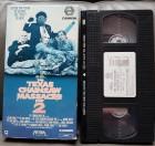 Texas Chainsaw Massacre Part 2 VHS Cannon / US Tape